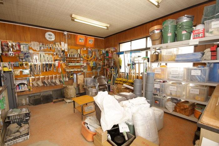 スズマサ建材店 道具工具